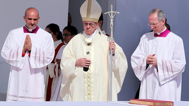 Paus Fransiskus akan pimpin misa di Jakarta