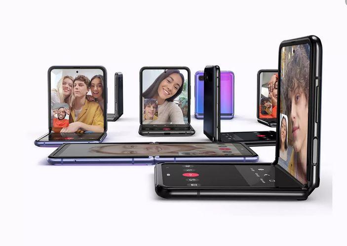 Harga dan spesifikasi Samsung Galaxy Z Flip